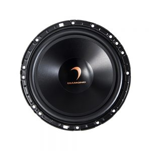 """Best car audio system of 2020 II HEX 6.5 """" 2-Way Components"""